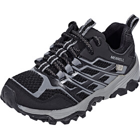 Merrell Moab Fst Low WP Shoes Children black